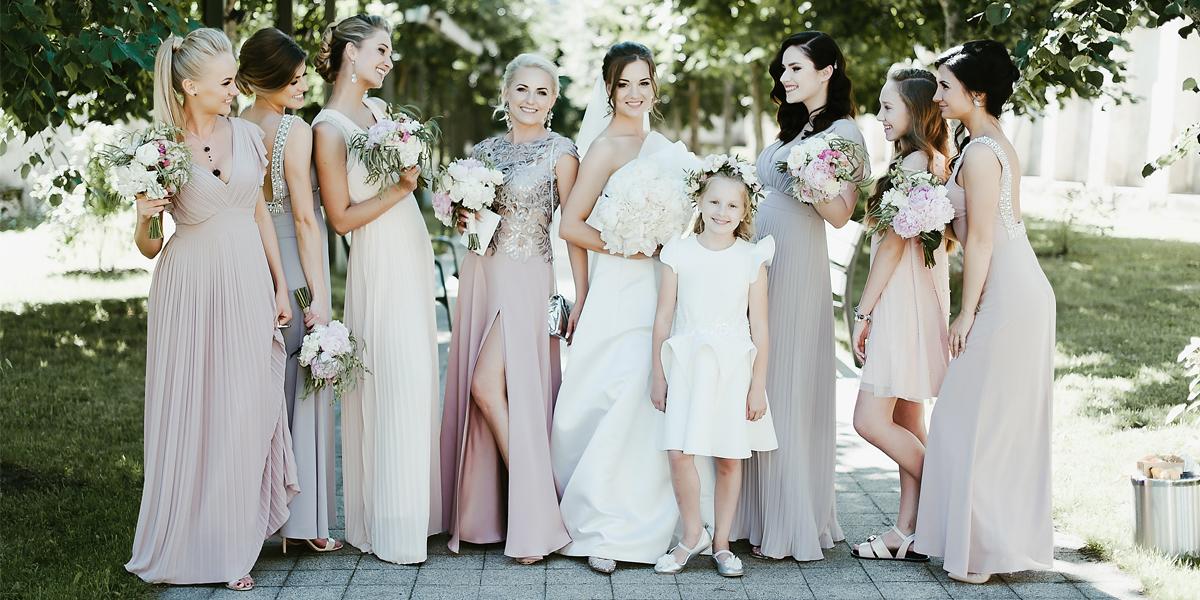 Moterys vestuvėse